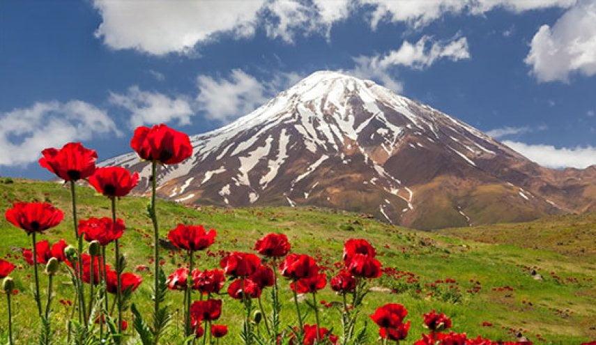 کوه های ایران